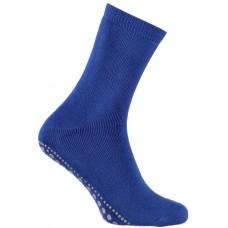 Antislip Huissokken Jeans Blauw 31-34