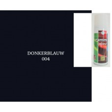 Suede Colour spray Donkerblauw