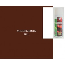 Suede Colour spray Middenbruin