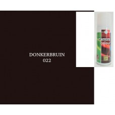 Suede Colour spray Donkerbruin