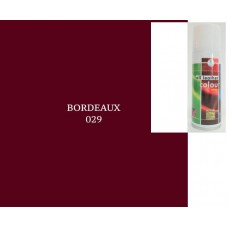 Suede Colour spray bordeaux