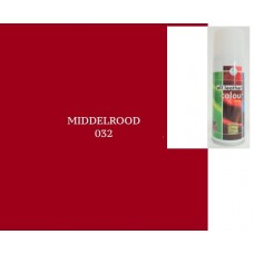 Suede Colour spray Rood