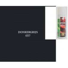 Suede Colour spray donkergrijs