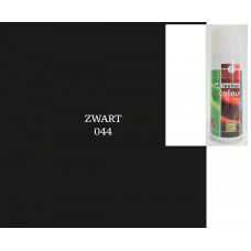Suede Colour spray zwart