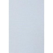 Borduurstof Aïda 14 count 48 X53cm Licht Blauw