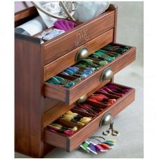 DMC Ladenkastje inclusief 465 kleuren mouline garen