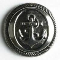 Knoop Anker Zilver 14mm