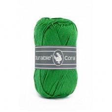 Glanskatoen Helder Groen