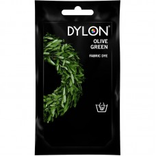 Textiel Verf Handwas Olive Green