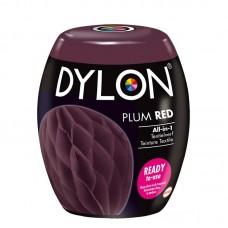 Textiel Verf Plum Red
