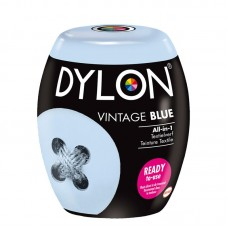 Textiel Verf Vintage Blue