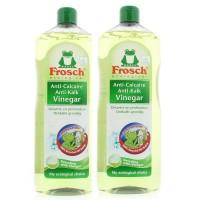 Frosch duurzame anti-kalk azijnreiniger 2 flessen