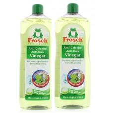 Frosch duurzame anti-kalk reiniger 2 flessen