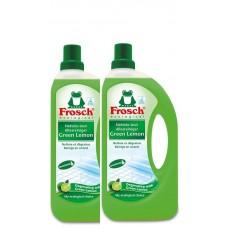 Frosch duurzame allesreiniger green lemon 2 flessen