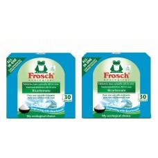 Frosch duurzame vaatwastabletten 2 dozen
