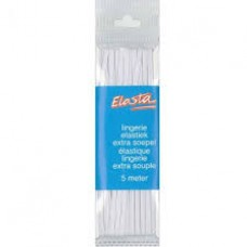 Elastiek voor Lingerie 2mm Wit