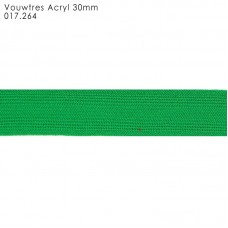 Acryl Band 30 mm voor Tricot