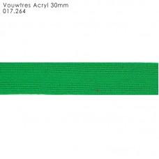 Acryl Band 30 mm voor Tricot - Kies een kleur