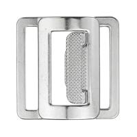Sluitgesp 40 mm Zilver