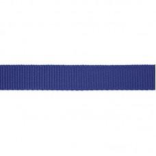 Tassenband 25 mm Blauw