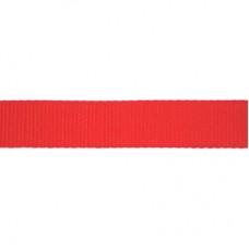 Tassenband 40 mm Rood OP=OP
