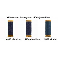 Naaigaren Jeans 100 meter
