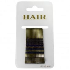 Haarschuifje 6cm Goud