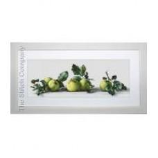 Borduurpakket Still life with Apples