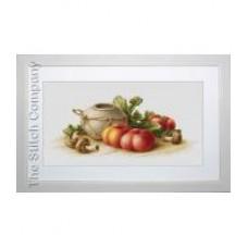 Borduurpakket Still life with Vegetables