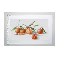 Borduurpakket Tangerines