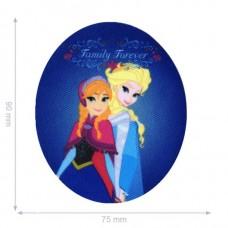 Applicatie Frozen Elsa en Anna