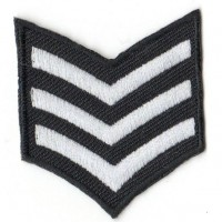 Applicatie Military Zwart-Wit