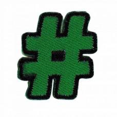 Applicatie Hashtag