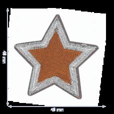 Applicatie Ster Oranje