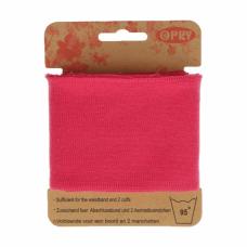 Boordstof uni pink