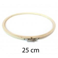 Borduurring 25 cm
