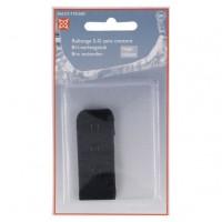 AANBIEDING: BH-verlenger zwart 19mm