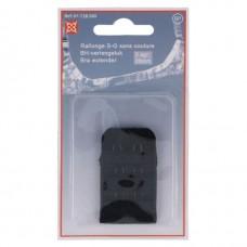 AANBIEDING: BH-verlenger zwart 28mm