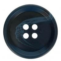 Grote Knoop Blauw 30mm