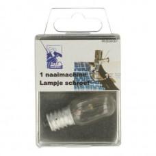 Naaimachinelampje met schroefsluiting