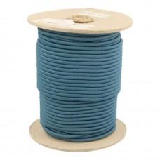 Rond Elastiek 3 mm Jeansblauw