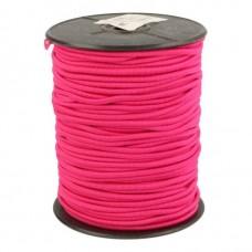 Rond Elastiek 3 mm Pink