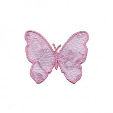 AANBIEDING: Applicatie Vlinder Roze