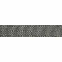 Tassenband 25 mm Grijs