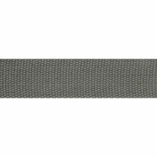Tassenband 30 mm Grijs