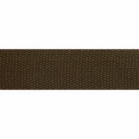 Tassenband 38 mm Donkerbruin - Extra stevig band