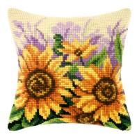 Kussenpakket Sunflowers on Meadow