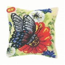Kussenpakket Butterfly Gerbera