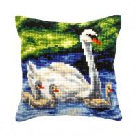 Kussenpakket Swans Family