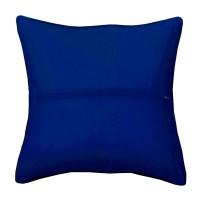 Kussenrug Donkerblauw